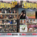 12月29日(金)CROSSROAD 15周年 DJ PMX ''THE ORIGINAL III'' II TIGHT MUSIC ''HIT THE CITY 2'' ダブルリリースパーティー!!! @ 川崎CLUB CITTA