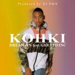 【今夜24時配信】KOHKI – DREAM ON feat. Ghetto Inc 全サイト配信スタート!