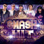 【DJ PMX メディア情報】今夜24時 とろサーモン&りりぽんMC!SMASH HIT#3【再】