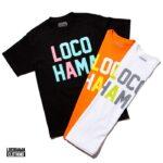 LOCOHAMA CLOTHING 新作T 発売スタート!