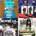 【DJ PMXイベント情報】ゴールデンウイークは渋谷、前橋、長野、奈良
