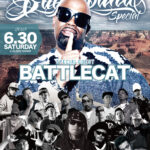 【DJ PMX出演情報】6月30日(土) BAYBOUND DJBATTLECAT来日公演!! Supported by COCALERO
