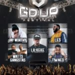 【DJ PMX出演情報】8月4日(土)2Tight Radio Presents —-G'D UP FESTIVAL—- Supported by  COCARELO