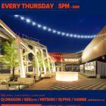 【DJ PMX出演情報】『MIMOSA』銀座のPLUSTOKYOで毎週木曜日に開催!