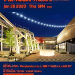 "【DJ PMX出演情報】1月30日(木)""MIMOSA THE 90'S"" at PLUSTOKYO銀座"